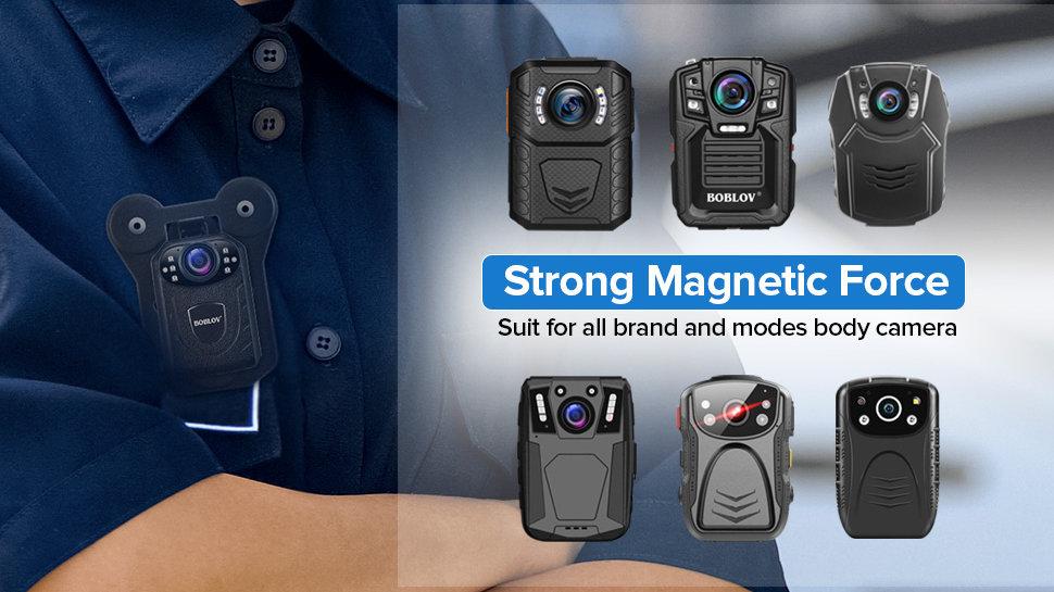 Universal - BOBLOV Magnetic Body Camera Mount