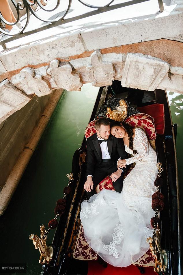 Destination Wedding in Venice _Jeneene & John