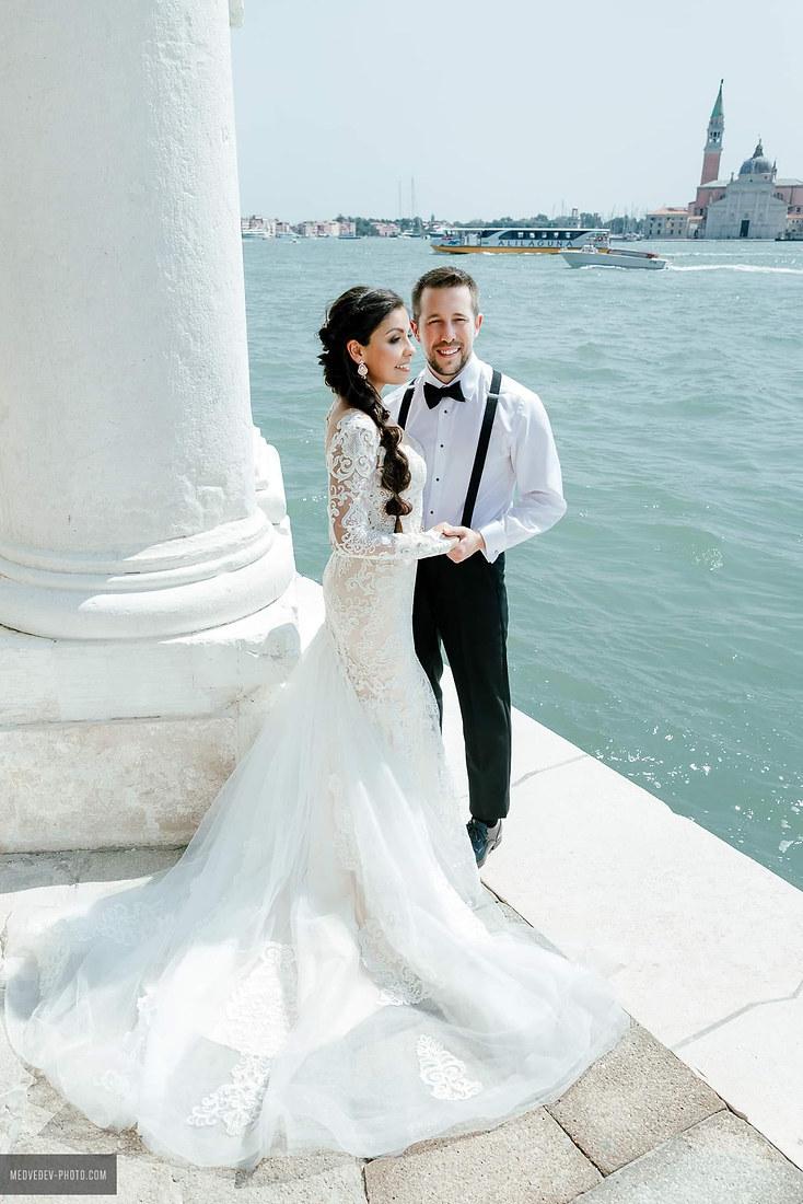 Destination Wedding in Venice _ Jeneene & John