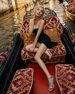 Shooting in Venice - Photographer Capoly