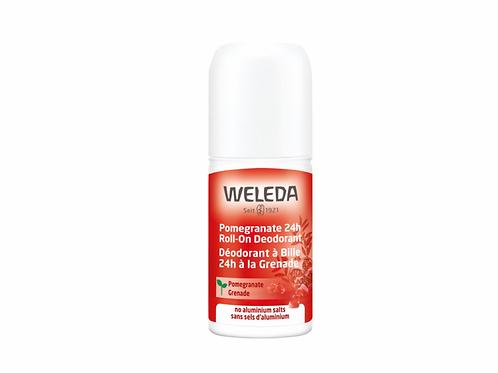 WELEDA ROLL ON-DEODORANT POMEGRANATE 50ml