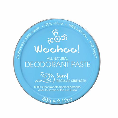 WOOHOO DEODORANT PASTE SURF 60g