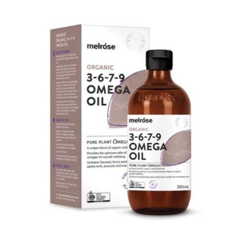 OMEGA 3-6-7-9 OIL