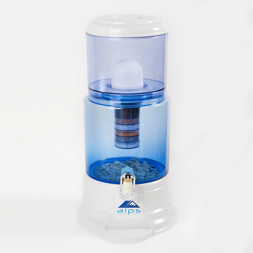 18L FAMILY SIZE GLASS 10 STAGE WATER FILTER