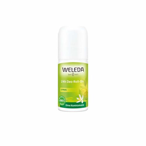 WELEDA ROLL-ON DEODORANT CITRUS 50mL