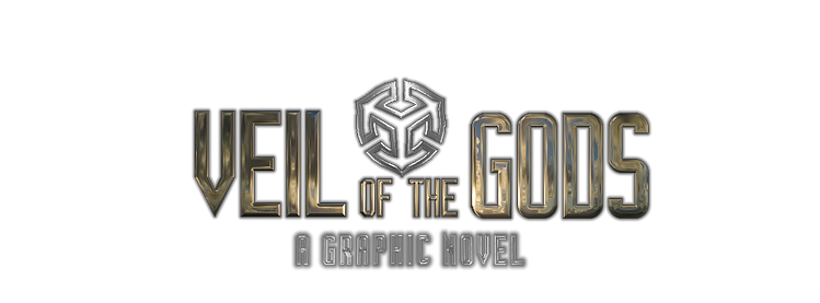 Veil Of The Gods graphic novel series