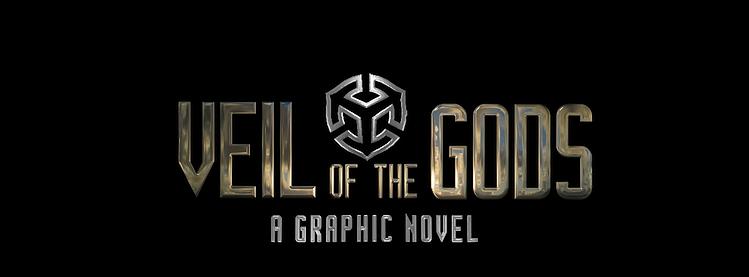 Veil Of The Gods graphic novel series