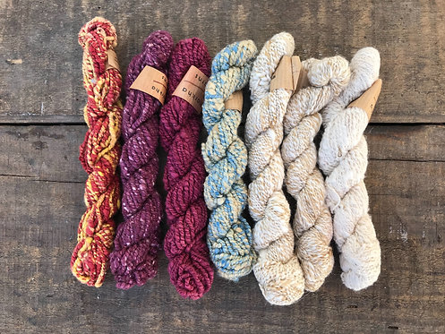 YCYSB6 Charkha Yarns Silk Bundle