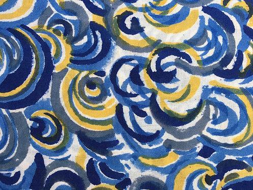 414fq block printed - Van Gogh