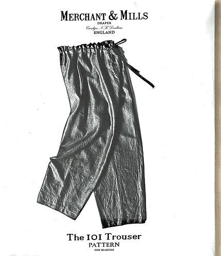 Merchant & Mills The 101 Trouser - 7
