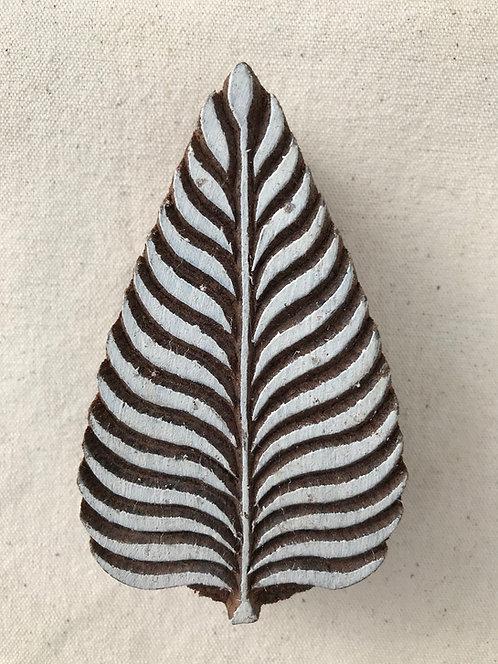 WB118 Block - Leaf