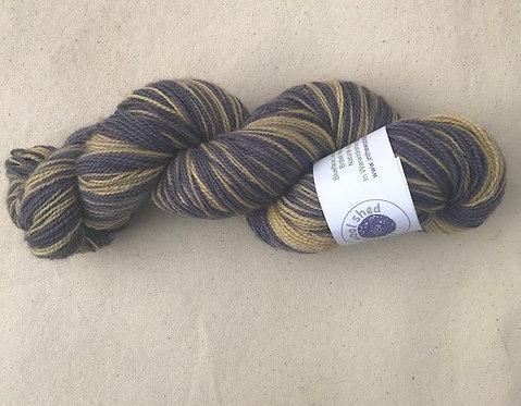 BFL4ply490 - Logwood & Rhubarb