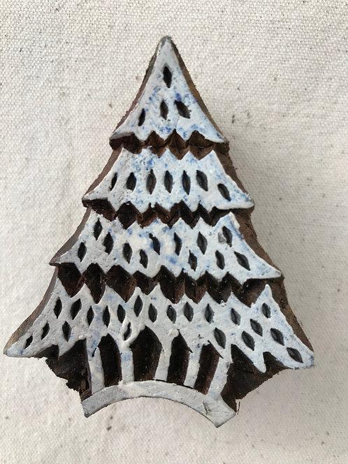 119 Block - Christmas Tree