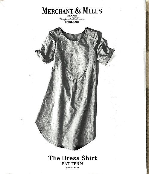 Merchant & Mills The Dress Shirt - 10