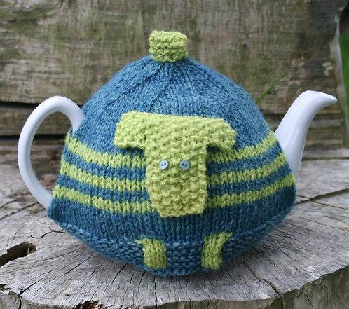 Evan Evans Tea Cosy - knitting kit