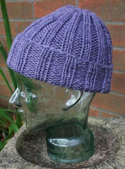 Easy Knit Stroll Hat & Handwarmers - knitting kit