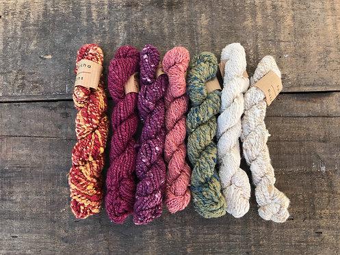 YCYSB5 Charkha Yarns Silk Bundle