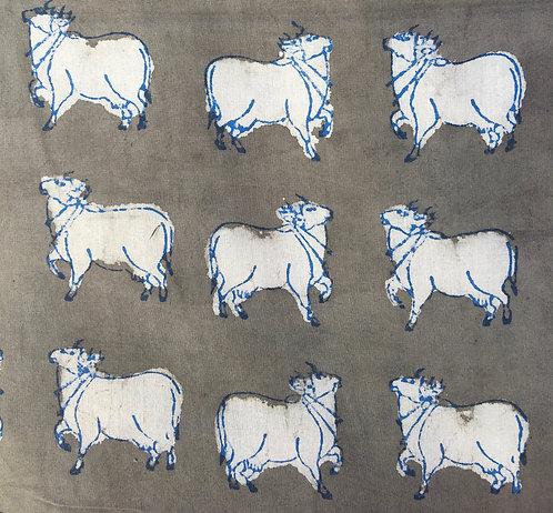 308fq block printed - sacred cow