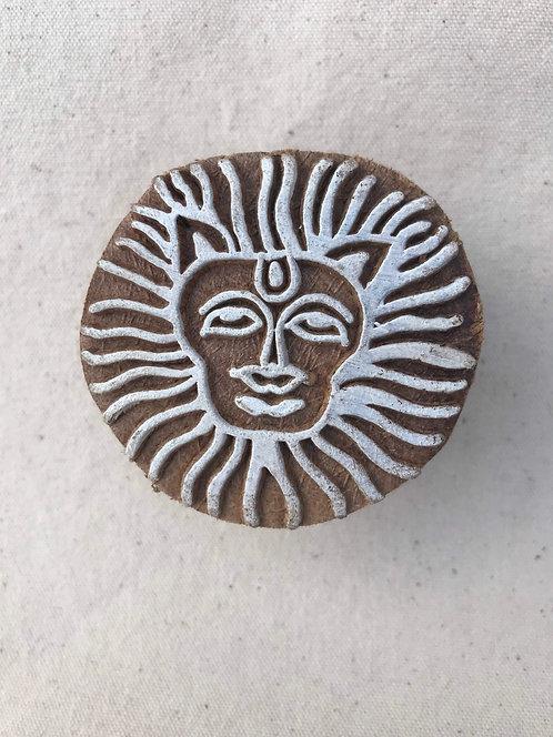 WB312 circle lion