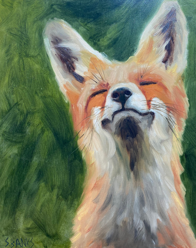 """""""Young Fox"""""""