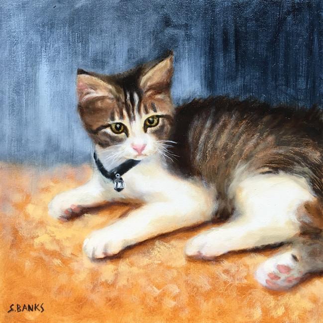 Link As A Kitten