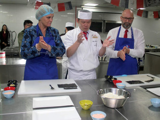 Sushi Making Workshop by Norwegian Seafood Council