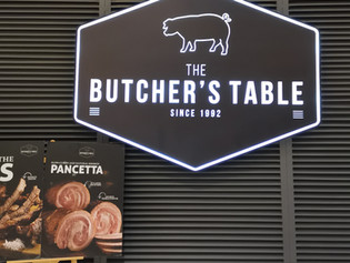 The Butcher's Table - From The Loins of Mr Ho's Fine Foods
