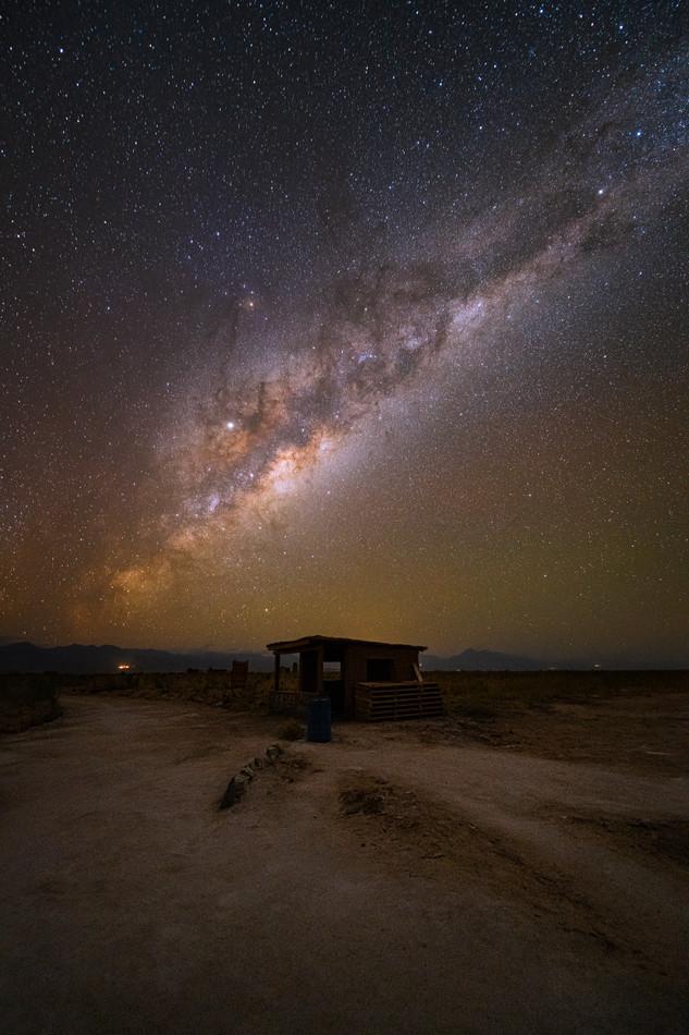Atacama Desert Milky Way
