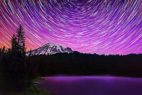 Mt. Rainier Remaining Balance