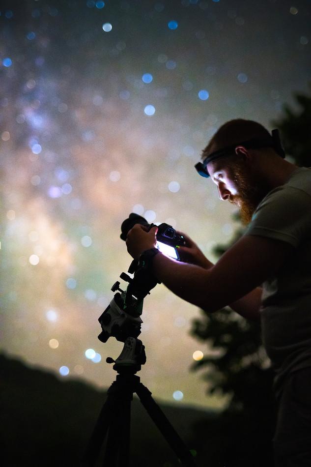 Deep Creek, Maryland Milky Way