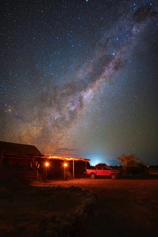 Atacama Lodge Milky Way