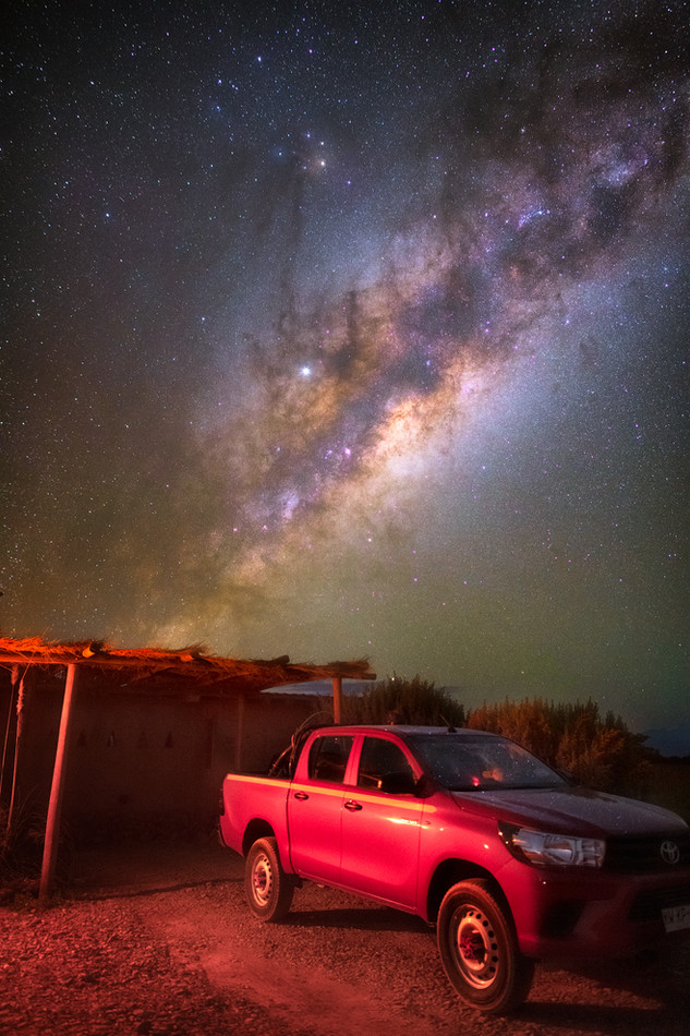 Atacama Milky Way Lodge
