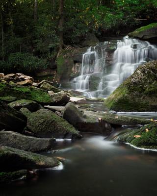 Lower Elakala Falls