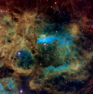 Lobster Claw Nebula (NGC 6357)
