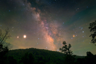 Gormania, West Virginia MIlky Way
