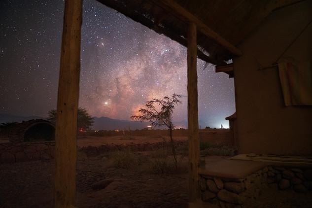 Atacama Milky Way Rising