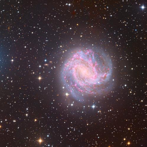 Southern Pinwheel Galaxy - Free Data Download