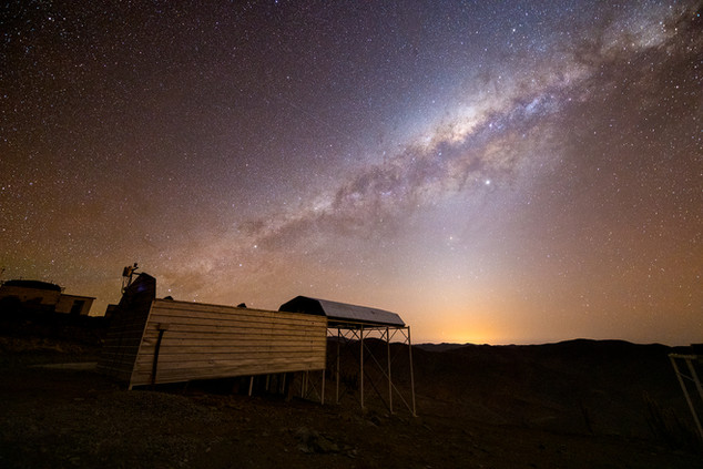 Milky Way from ObsTech in Chile