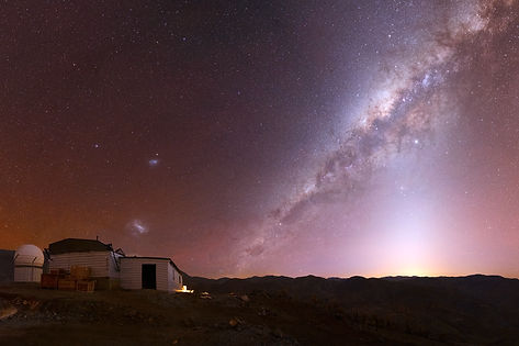Milky Way and Zodiacal Light in Chile.jp