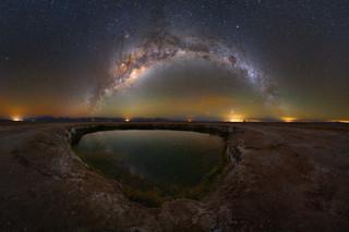 Milky Way in the Atacama Desert