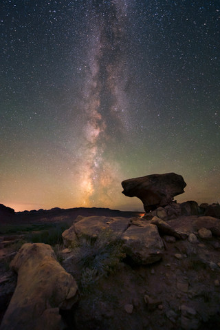 Arches National Park Milky Way