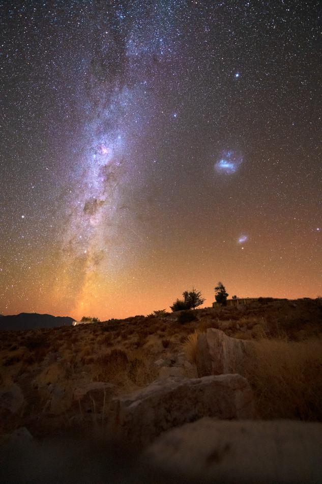 Cerro Tololo Milky Way