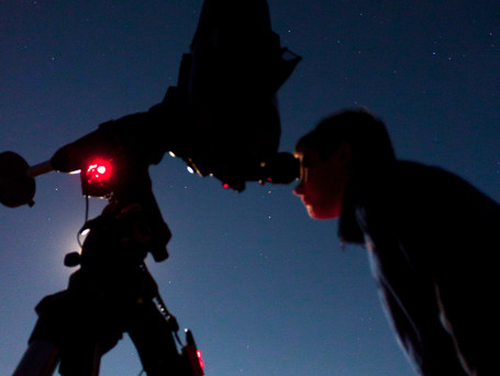 Astronomy Outreach for Local Pittsburgh Cub Scouting Pack