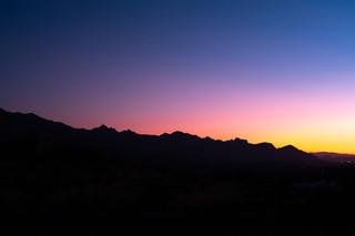 Airzona sunset