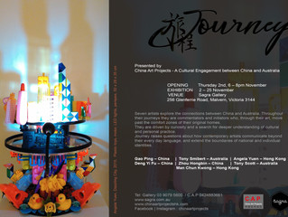 Group Exhibition - Journey at Sagra Gallery