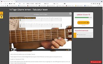 Gitarre lernen Lektion Video.png