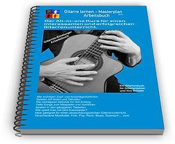 Gitarre lernen Arbeitsbuch liegend_edite