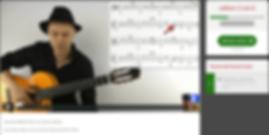 Gitarre lernen online masterplan 2 Einze