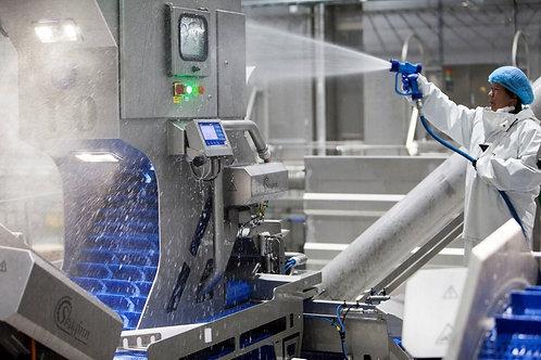 Trabaja Seguro usa Sanitizante para Hogar y Empresa, Rinde 150 litros