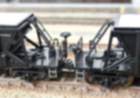 ポポンデッタ, ホキ10000, カプラー交換, 車間短縮ナックルカプラー(28-187), ナハフ11かもめナックルカプラー(Z05-1376), 秩父セメント, 太平洋セメント